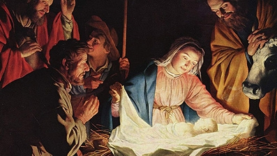 Photo credit: Gerard van Honthorst via Wikipedia